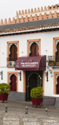 TABLAO FLAMENCO ALBAYZÍN 2018
