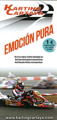 kartodromo Cartaya 2019